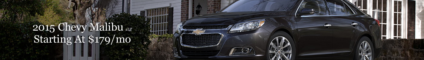 Chevy Malibu Lease Special